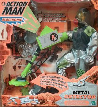 Action Man Metal Detector NUEVO