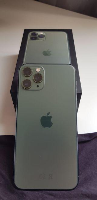iPhone 11 Pro Verde como nuevo!