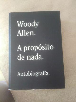 A propósito de nada de Woody Allen