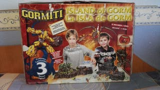 Gormiti. La isla de GORM