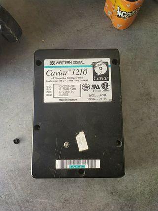 western digital caviar 1210 212.6mb