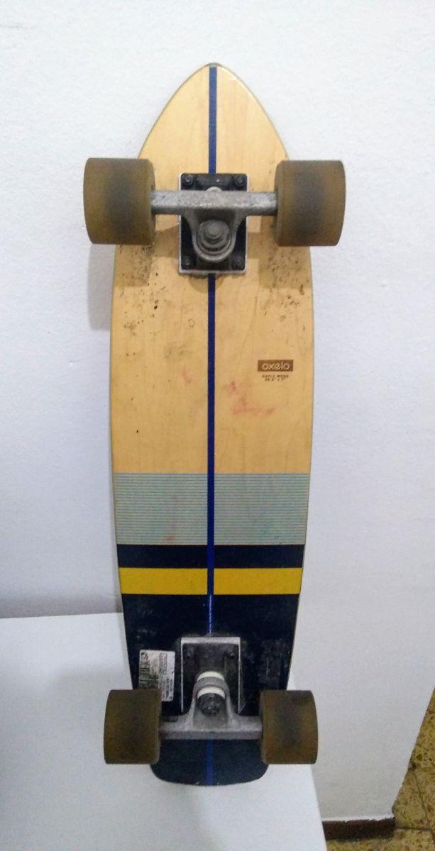Longboard tipo Cruiser Oxelo