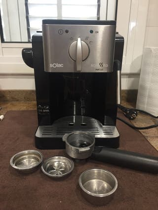 Cafetera Solac Squissita New