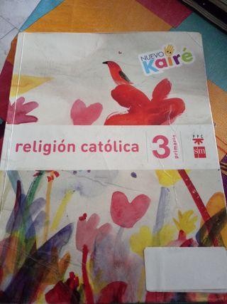 libro texto religion