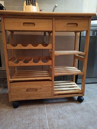armario auxiliar cocina