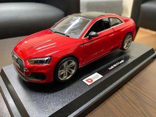 Audi RS5 Burago 1:24