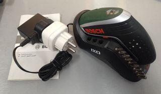 Cargador Bosch Ixo