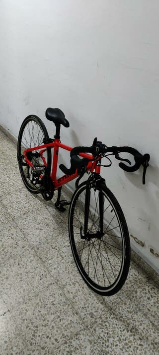 Bicicleta carretera niño