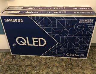 Televisión Samsung Qled Q80
