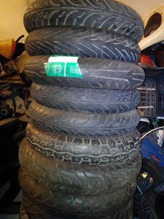 neumáticos motos