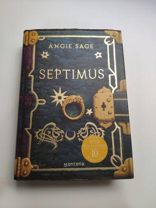 Septimus de Angie Sage.