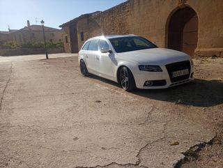 Audi A4 2011 b8 tdi