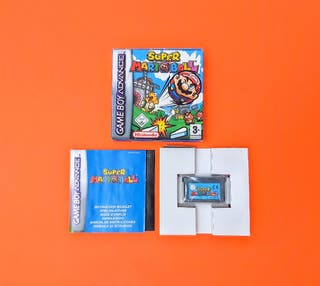 Super Mario Ball / Game Boy Advance