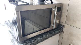 Microondas con grill Daewoo