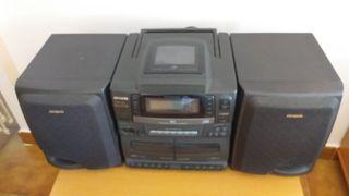 compact disc Aiwa