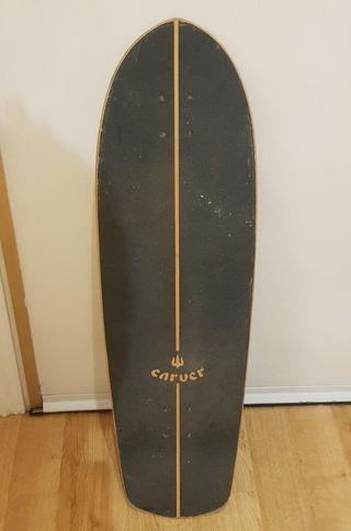 """tabla skate Carver 34"""""""