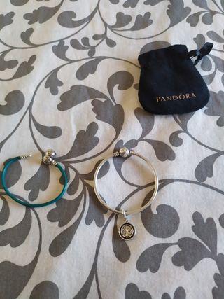 Pulseras y charm Pandora original