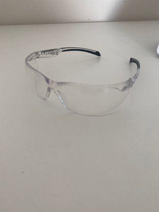 2 piezas Gafas de seguridad