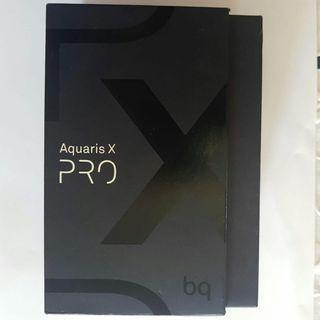 Movil bq Aquaris X PRO