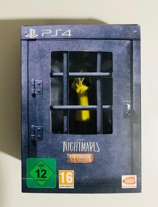 Little Nightmare - Ps4
