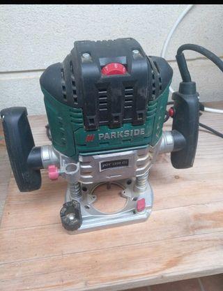 Fresadora De Superficie 1200W (A Estrenar)