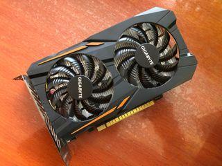 Gigabyte Nvidia Geforce GTX 1050 2gb