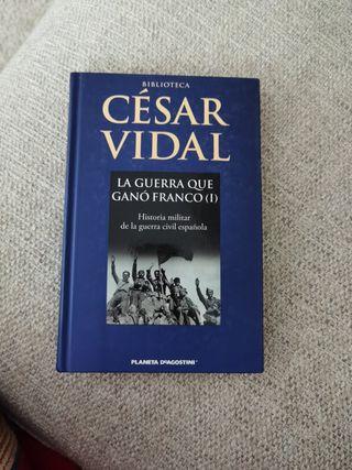libro LA GUERRA QUE GANÓ FRANCO 1