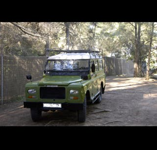 Land Rover Santana 1982