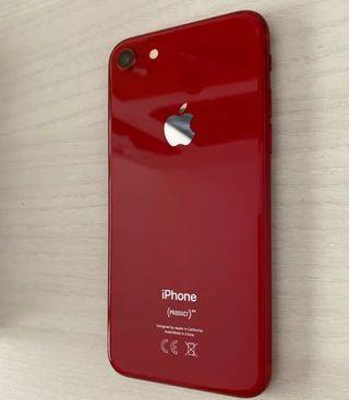 IPhone 8 Red edición limitada