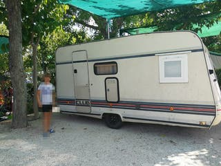 Caravana 5 plazas con Aire acondicionado