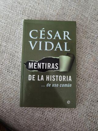 libro MENTIRAS DE LA HISTORIA