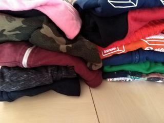 lote de ropa de niños
