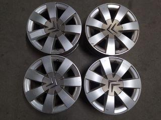 Juego llantas aluminio originales de Citroen C8