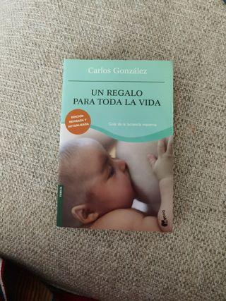 libro UN REGALO PARA TODA LA VIDA