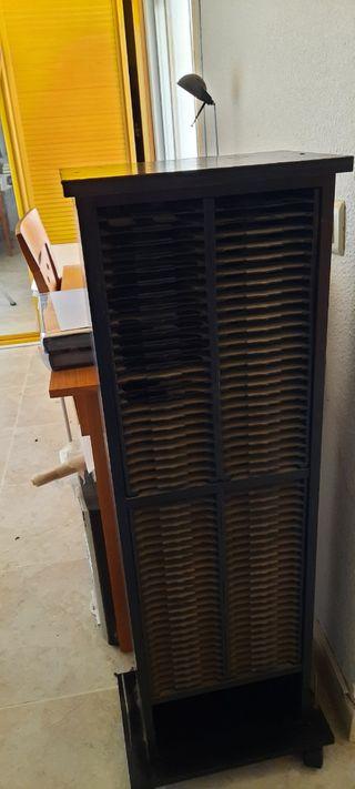 mueble disquetera