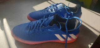 zapatillas fútbol Adidas T34 niño