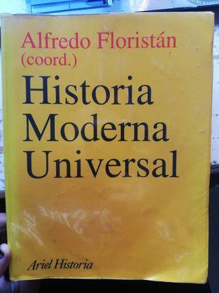 Historia Moderna Universal - Alfredo Floristán