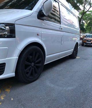 LLANTAS VW T5 , T6 con NEUMATICOS