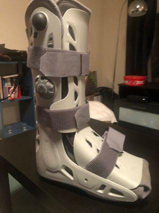 Air cast Walker boot