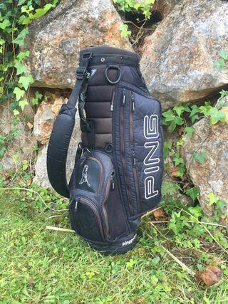 Bolsa de palos de golf Ping