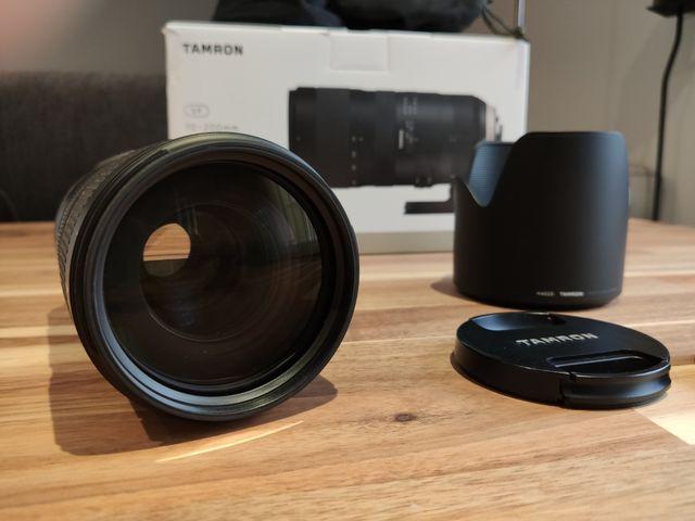 Tamron 70-200 G2 para Nikon