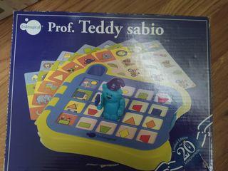 Profesor Teddy sabio
