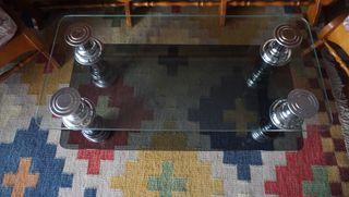 Mesa de centro 1metro por 50 cm y 40 de alta