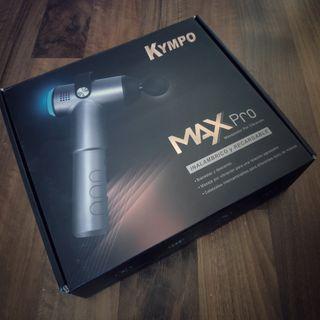 Pistola de masaje por vibración Kympo MAX pro.