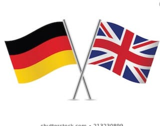 Clases Inglés/Alemán para niños
