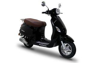 Moto retro 125cc Sumco Rommi