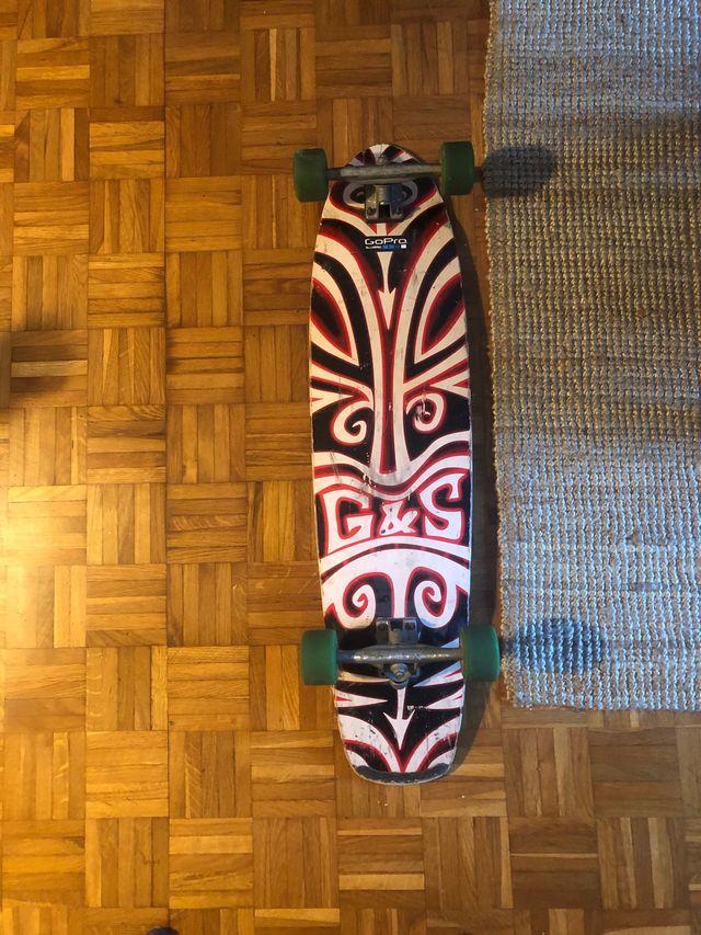 Longboard skate Gordon & Smith
