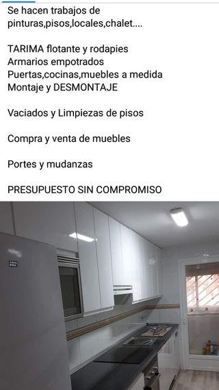 SERVICIOS MANITAS A DOMICILIO