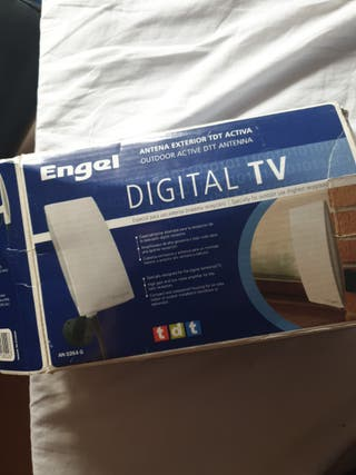 antena Digital TV exterior