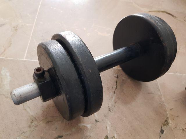 Pesas 12 kg